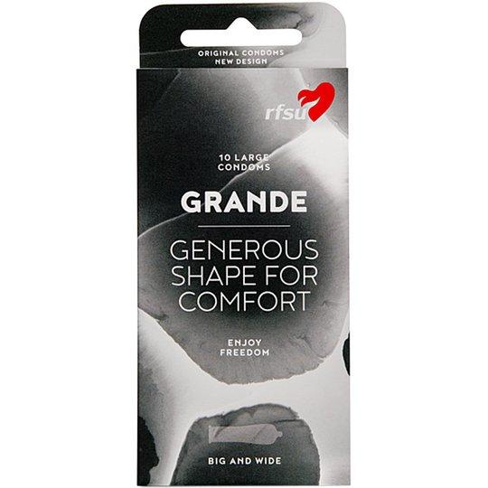 Grande Big & Wide, RFSU Kondomit