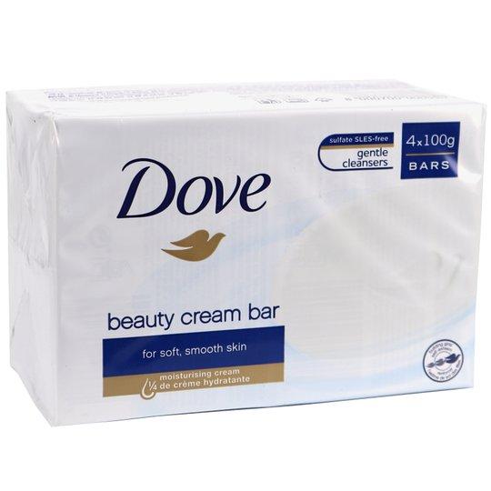 Tvål Beauty Bar 4-pack - 27% rabatt