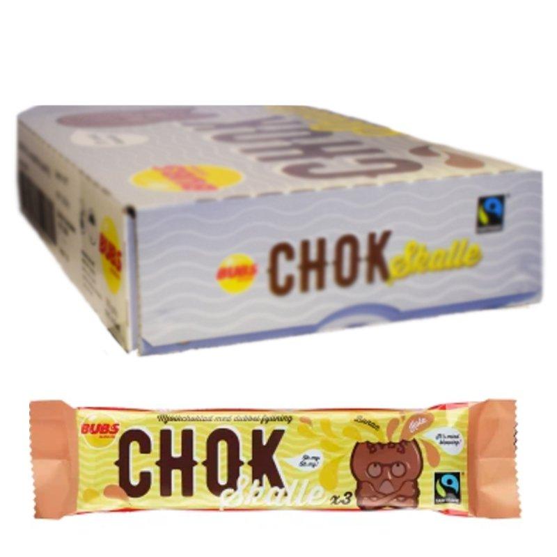 Mjölkchoklad Banan & Kola 20-pack - 59% rabatt