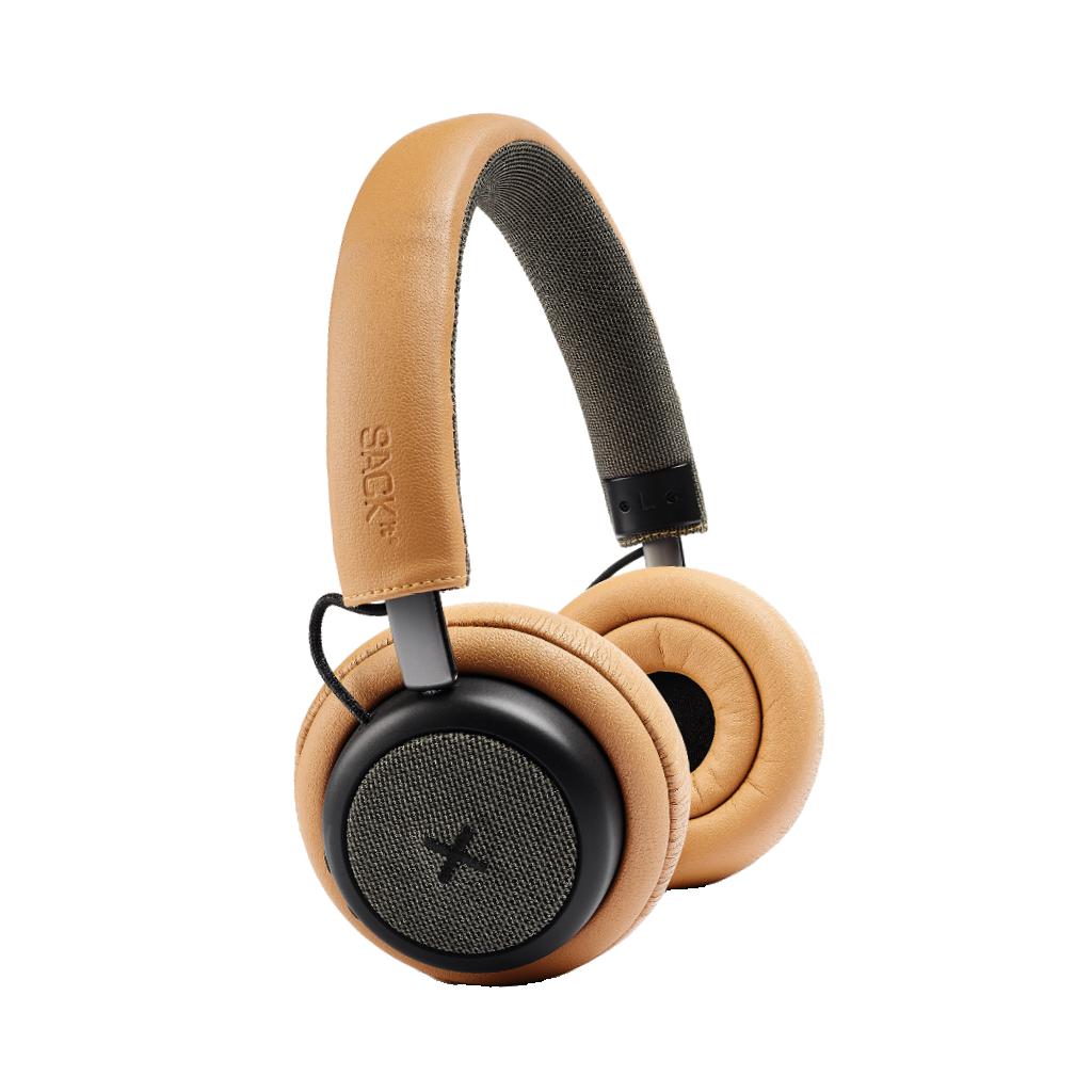 Sackit - TOUCHit Headphones Golden