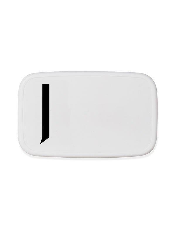 Design Letters - Personal Lunch Box - J (20203000J)
