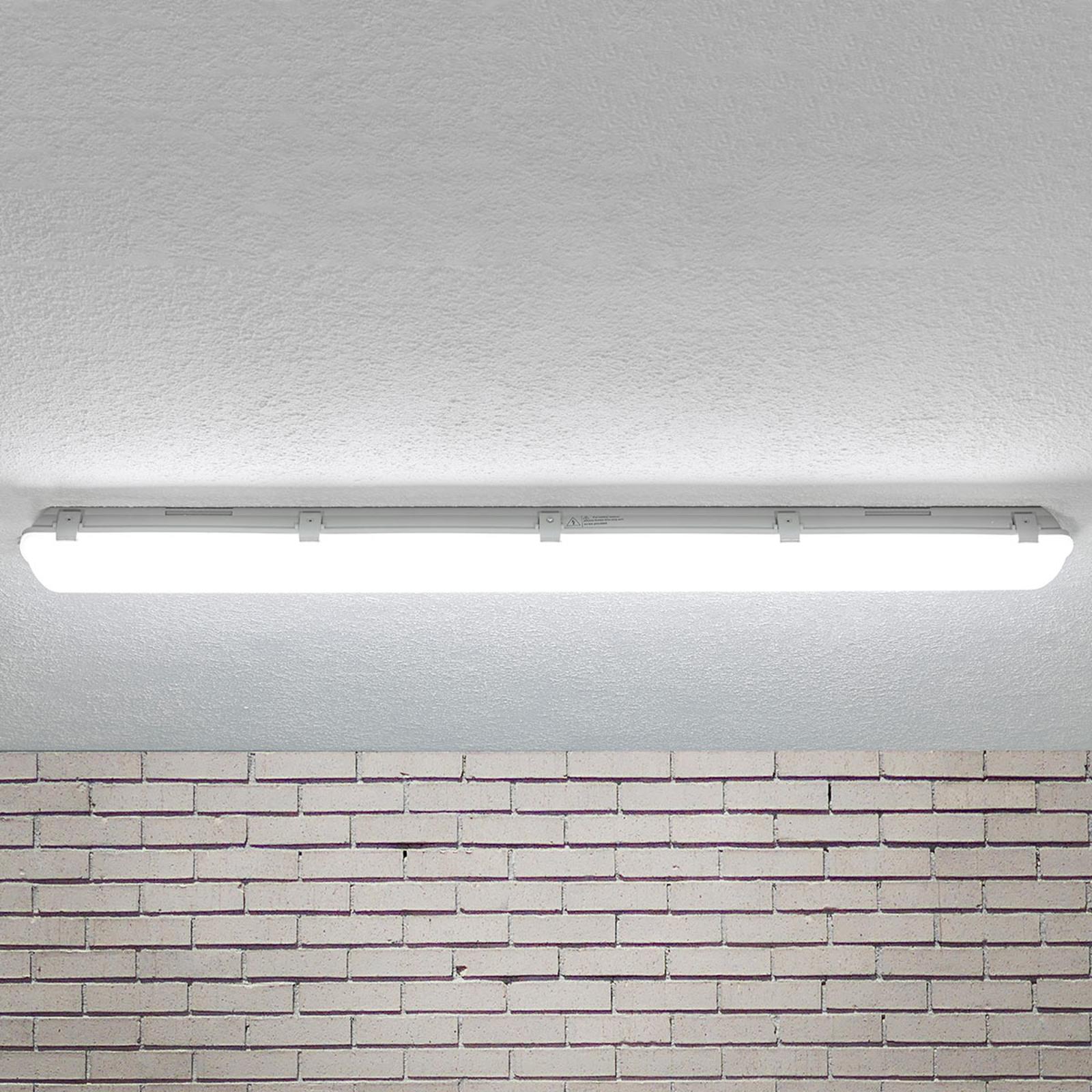 LED-kattovalaisin Mareen IP65 34 W 121,5 cm