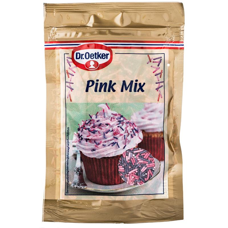 "Strössel ""Pink Mix"" 50g - 29% rabatt"