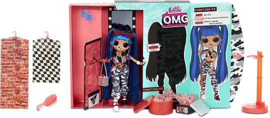 L.O.L. Surprise OMG 3.8 Doll - Downtown BB