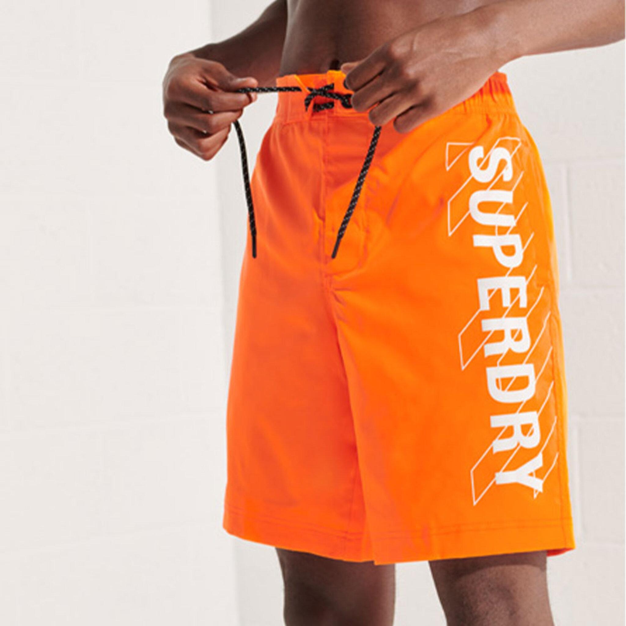 Classic Board Short 19 Inch Swimwear
