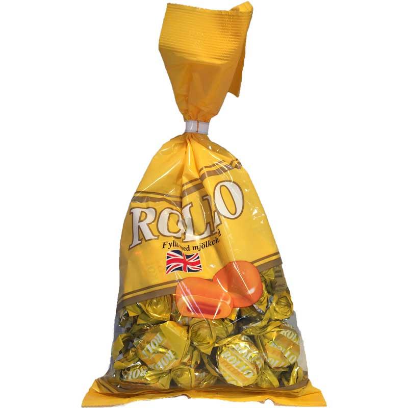 Rollo med mjölkchoklad - 58% rabatt