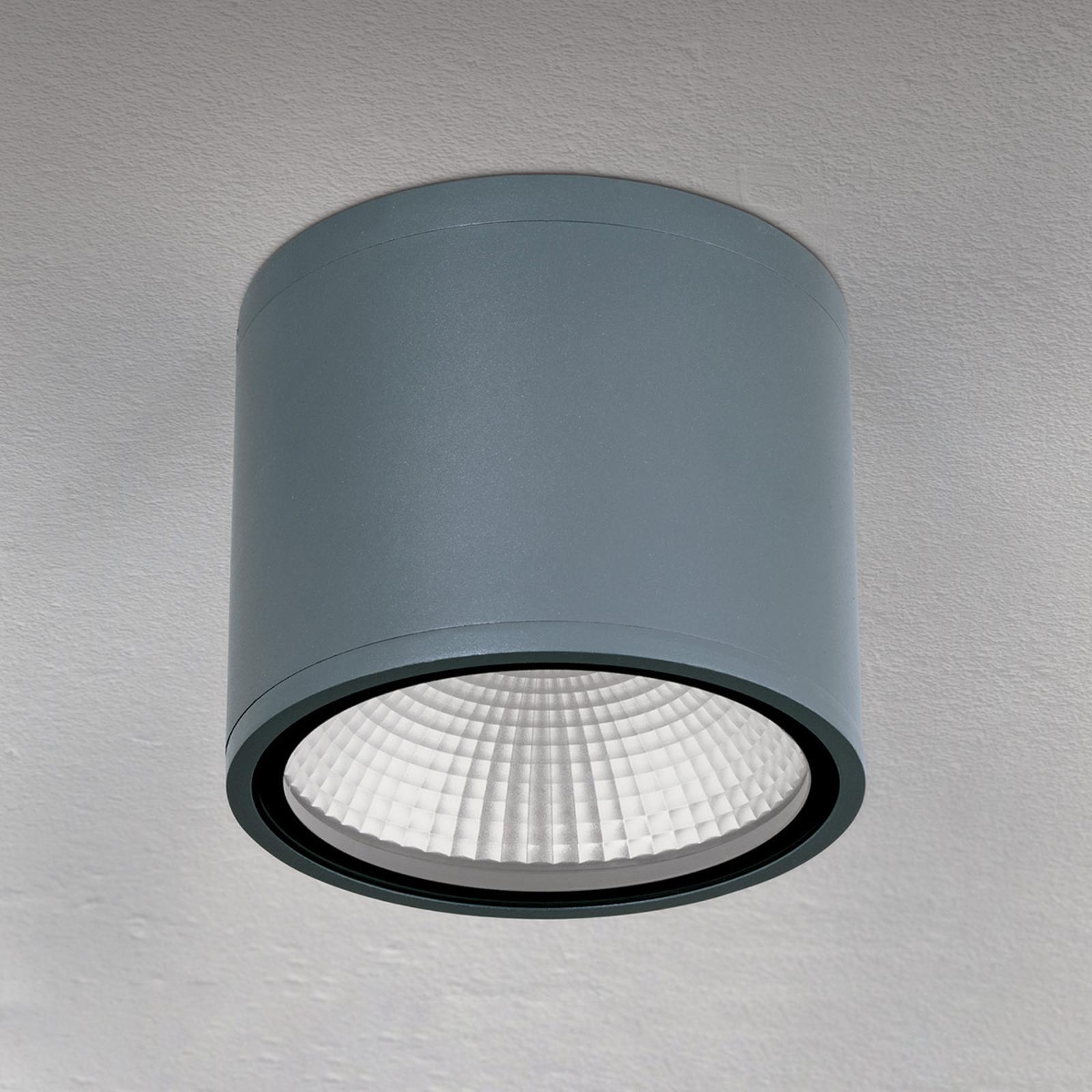 LED-kattokohdevalo Sputnik IP65 Ø 14,5 cm