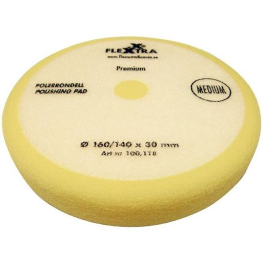 Flexxtra 100118 Kiillotussieni keskikova, 160 mm