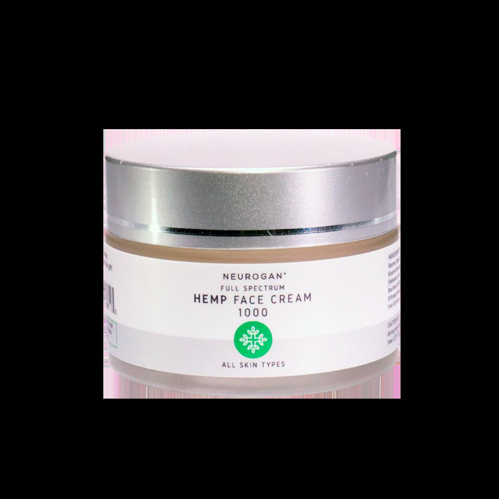 Neurogan - CBD 24 hours Face Cream Anti-age & Anti-stress 1000 mg 30 ml
