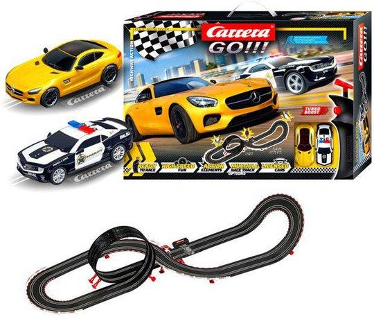 Carrera Go!!! Highway Action Bilbane
