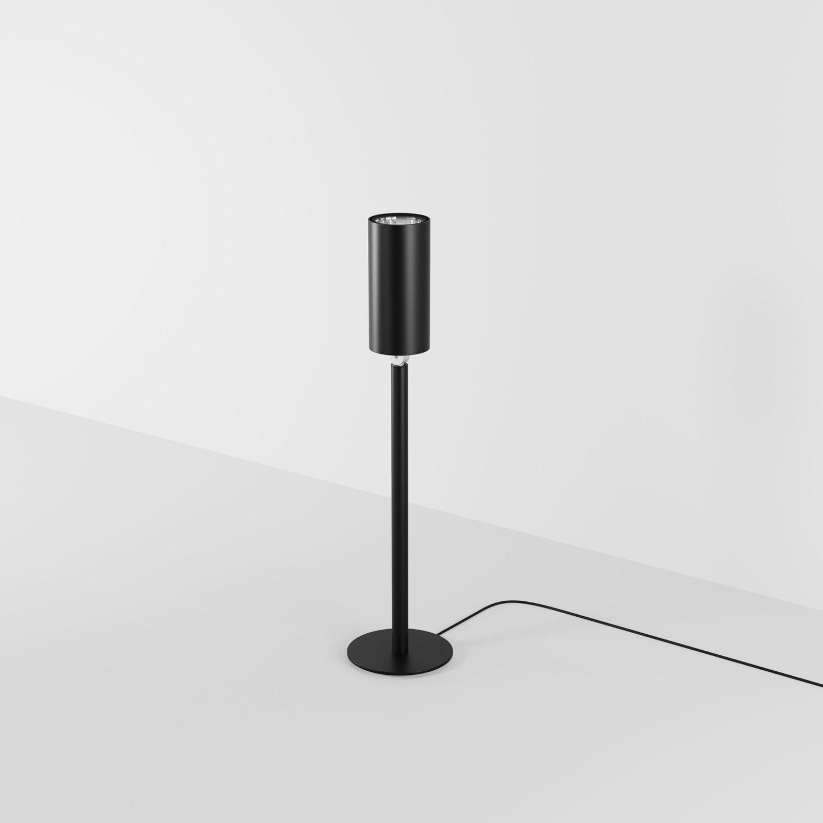 Regent Stream Low lyskaster digital 143W 480 svart
