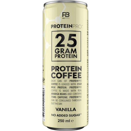 "Proteinkaffe ""Vanilla"" 250ml - 44% rabatt"
