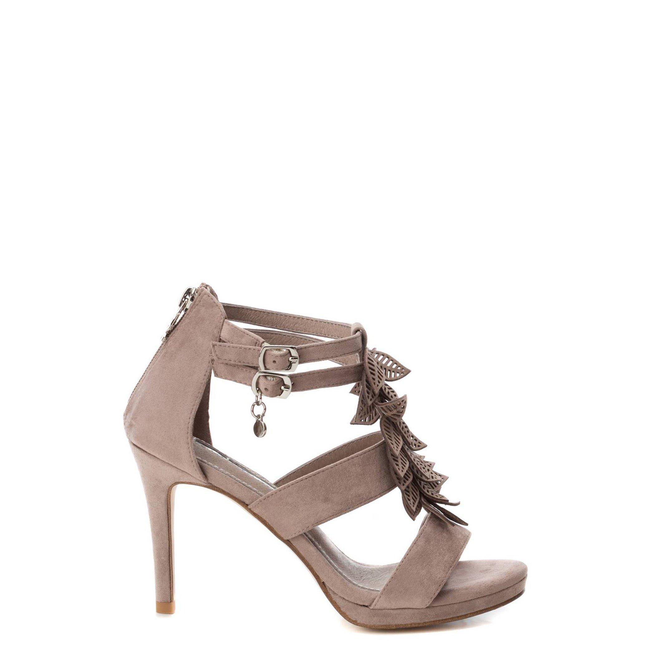 Xti Women's Sandals Various Colors 32077 - brown 37 EU