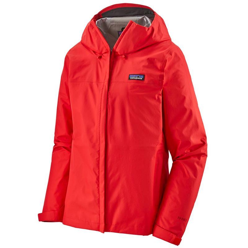 Patagonia Torrentshell 3L Jacket L Skalljakke, dame, Catalan Coral