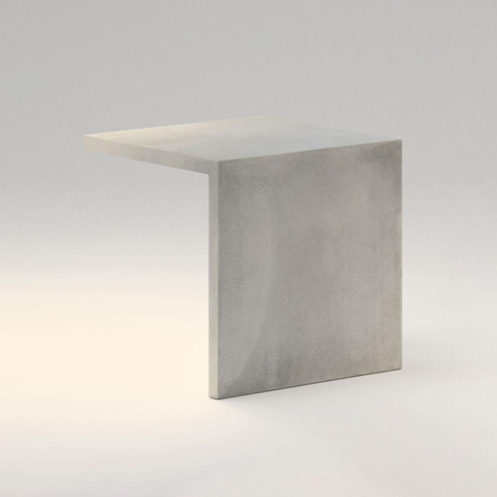 Vibia Empty 4135 ulkovalaisin betonista, 25 cm