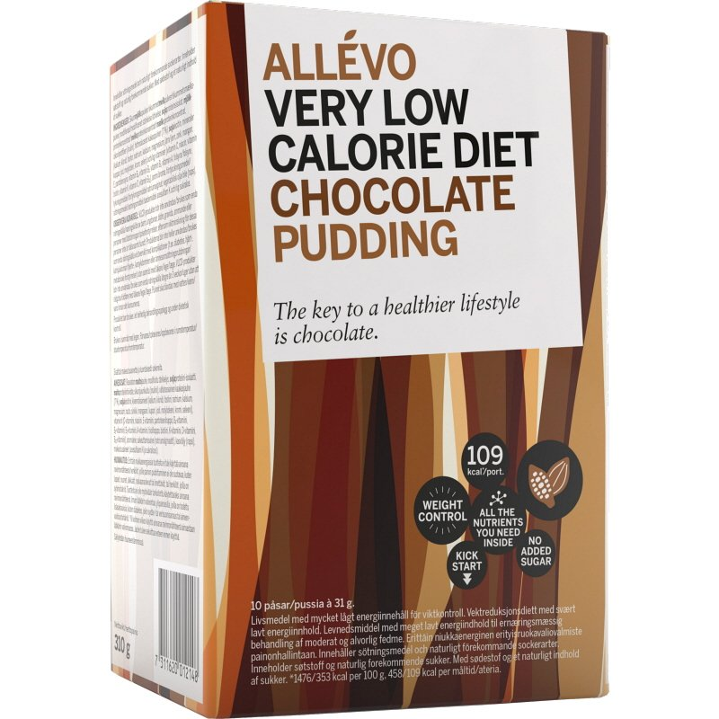Chocolate Pudding VLCD 10-pack - 41% rabatt