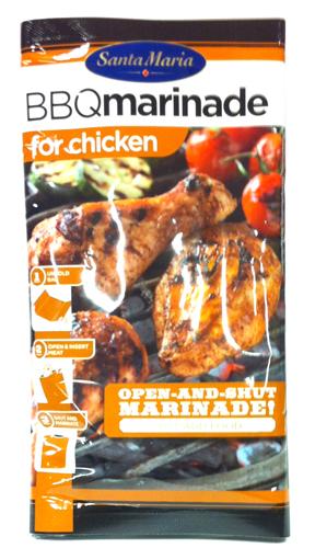 BBQ Marinad för Kyckling - 80% rabatt