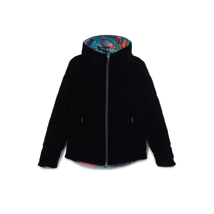 Desigual Women's Jacket Black 177813 - black S
