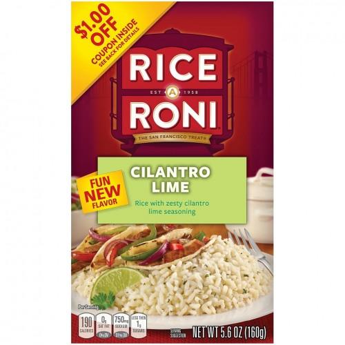 Rice A Roni - Cilantro Lime 160g
