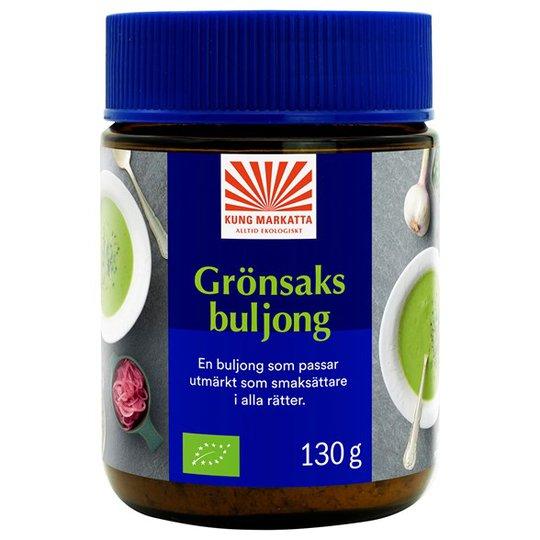 Kung Markatta Grönsaksbuljongpulver, 130 g