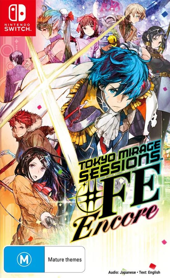 Tokyo Mirage Sessions #FE Encore (AUS)