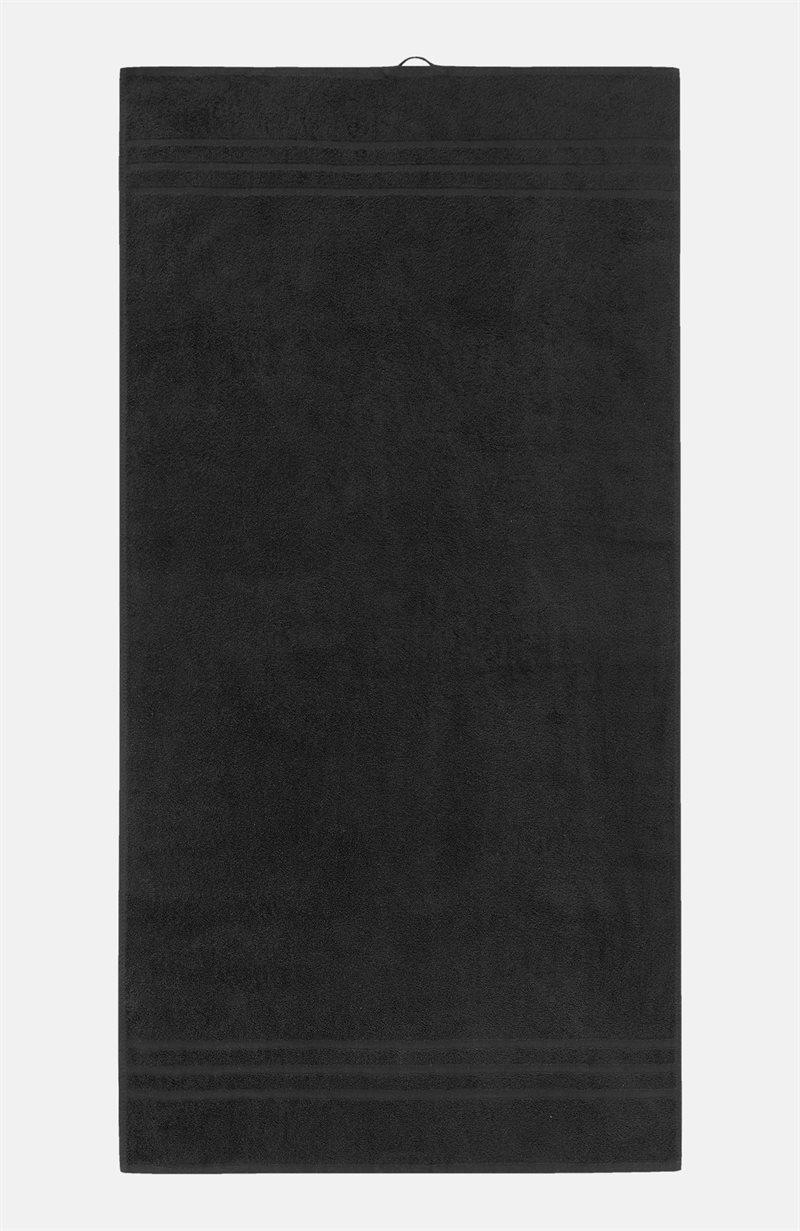 Yksivärinen froteepyyhe 65x130 cm Basic