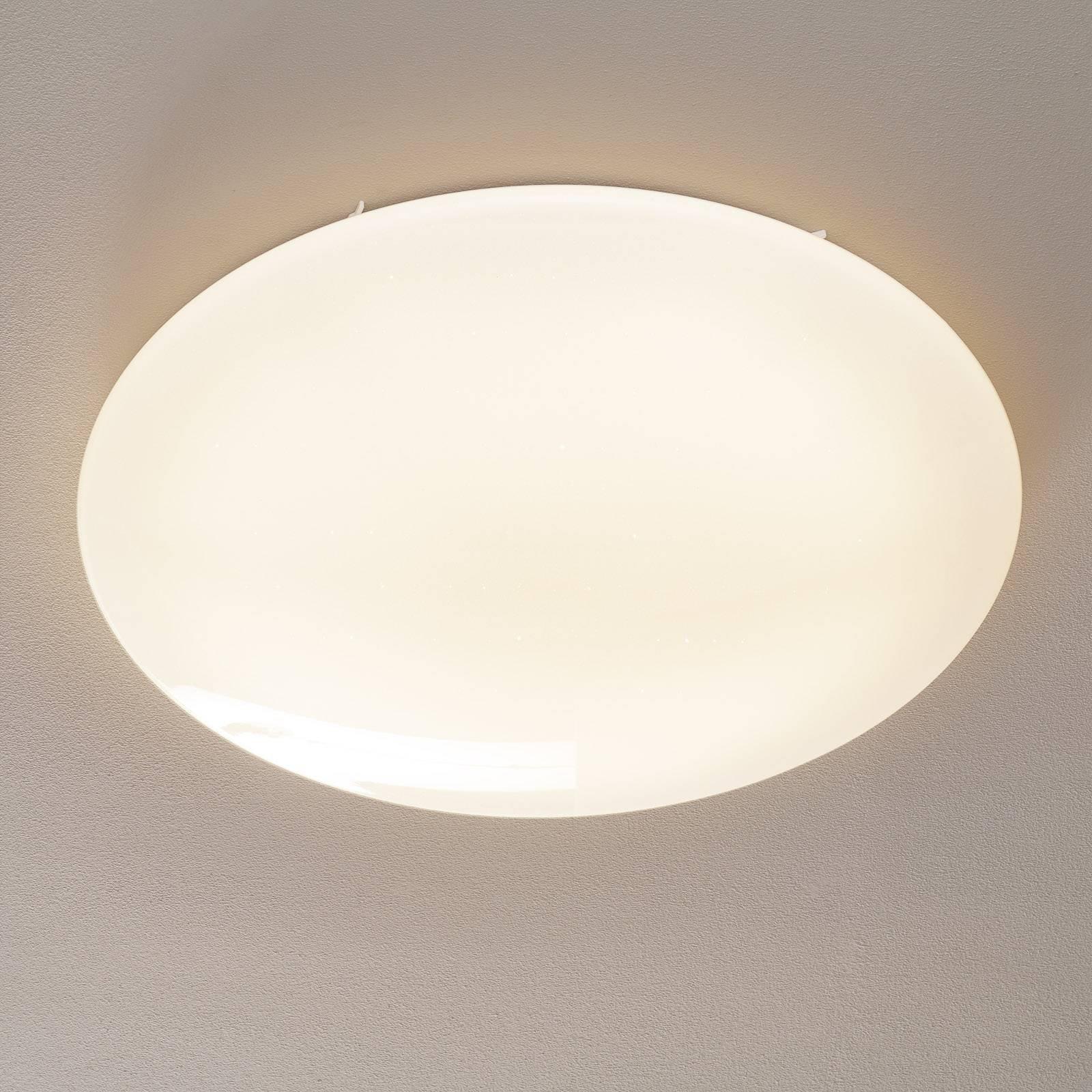 EGLO connect Totari-C LED-taklampe krystall CCT