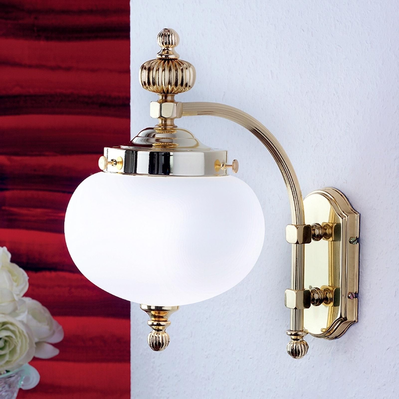Kaunis seinävalaisin DELIA, 1-lamppuinen