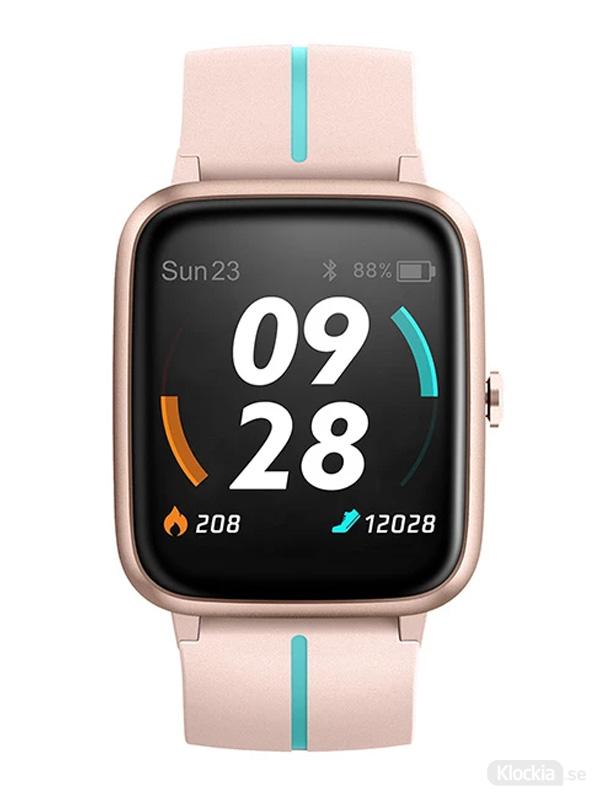 Ulefone Watch GPS Pink&Blue 733735 Träningsklocka