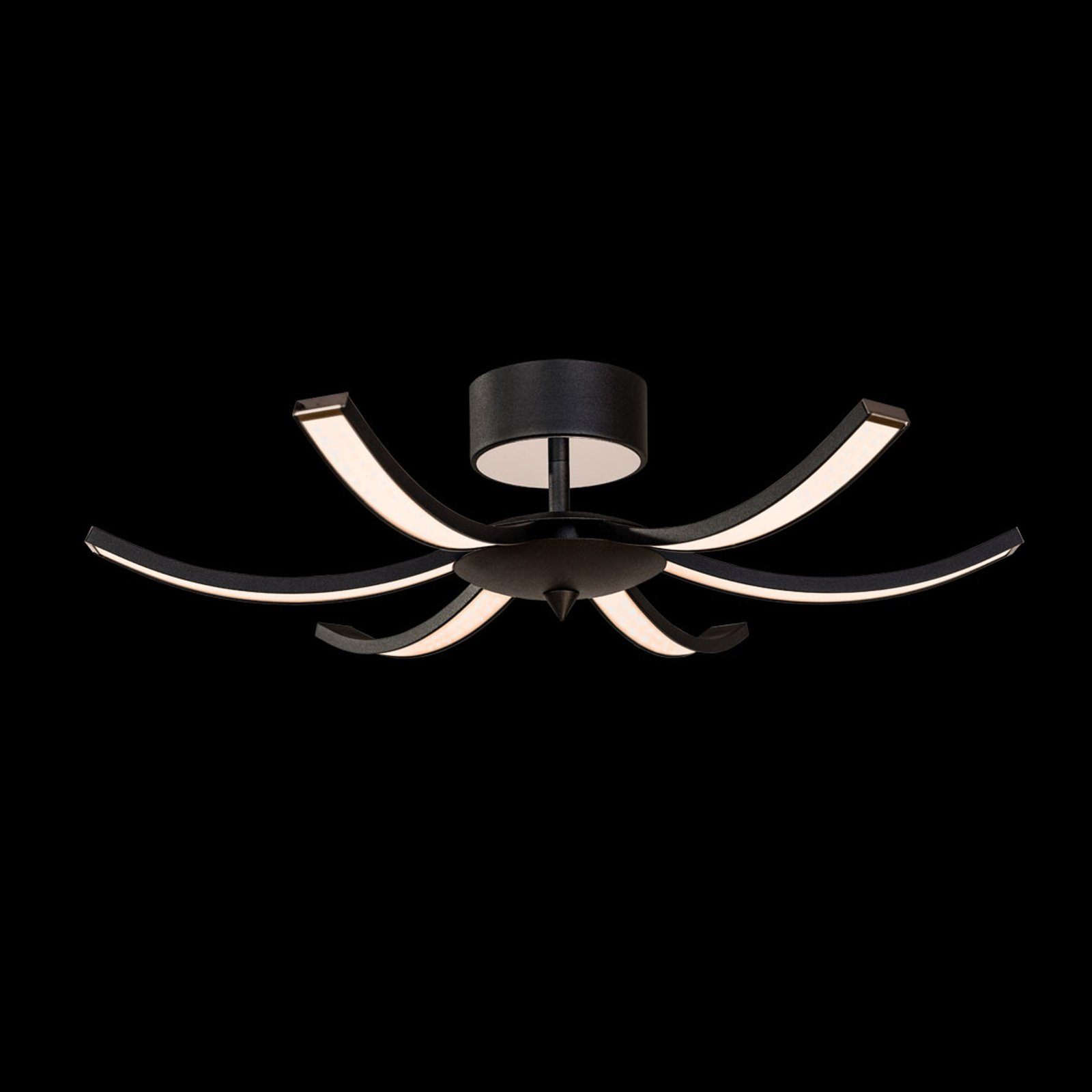 Umbra LED-taklampe, Ø 63 cm
