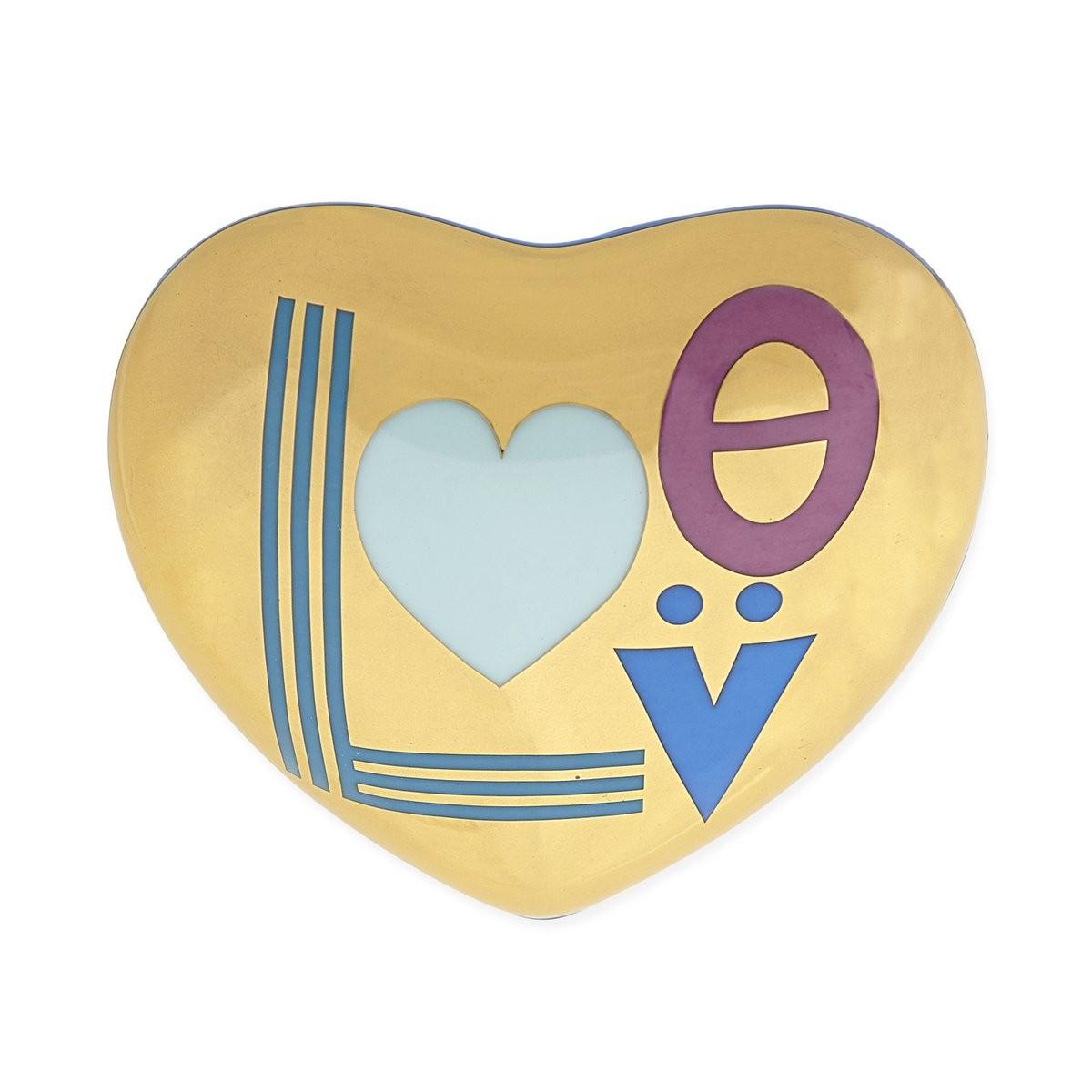 Jonathan Adler I Love Heart Box