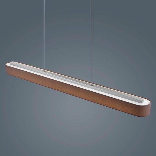Helestra Bora - ruskea LED-riippuvalaisin