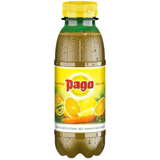 Dryck Apelsin, Morot & Citron 33cl - 19% rabatt