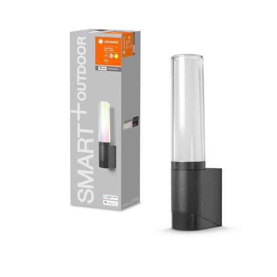 LEDVANCE SMART+ WiFi Flare LED-utevegglampe RGBW