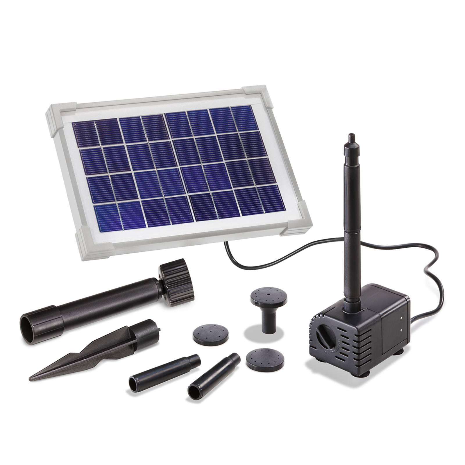Aurinkokennopumppujärjestelmä PALERMO S