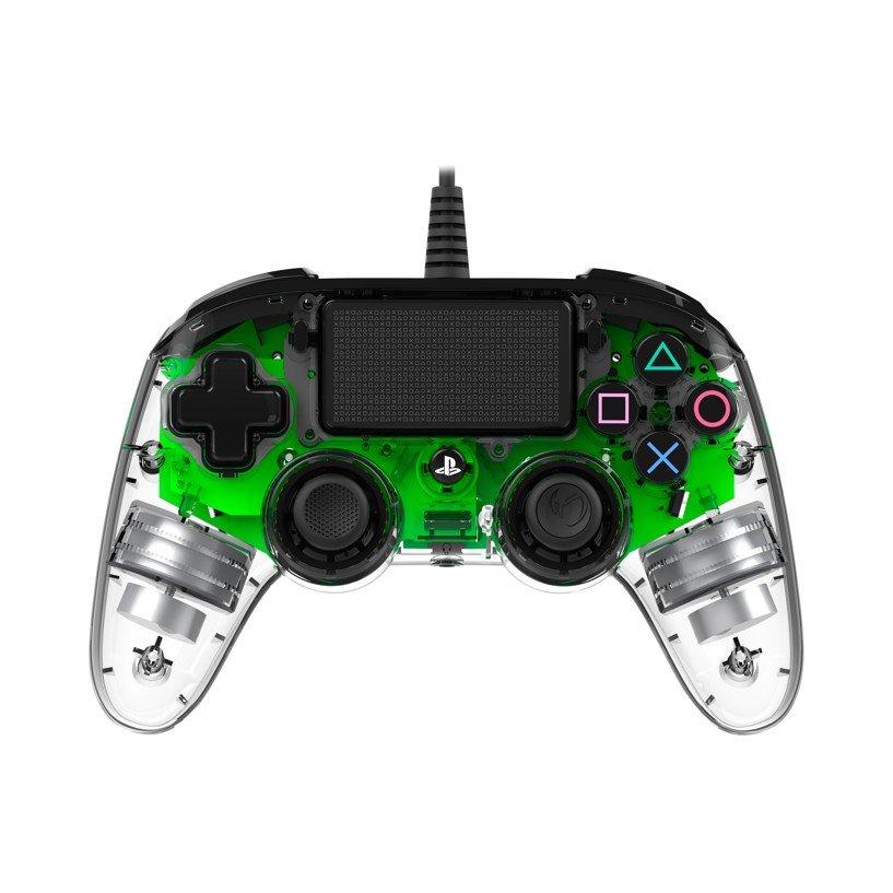 Nacon Compact Controller LED (Green) (Broken Box)