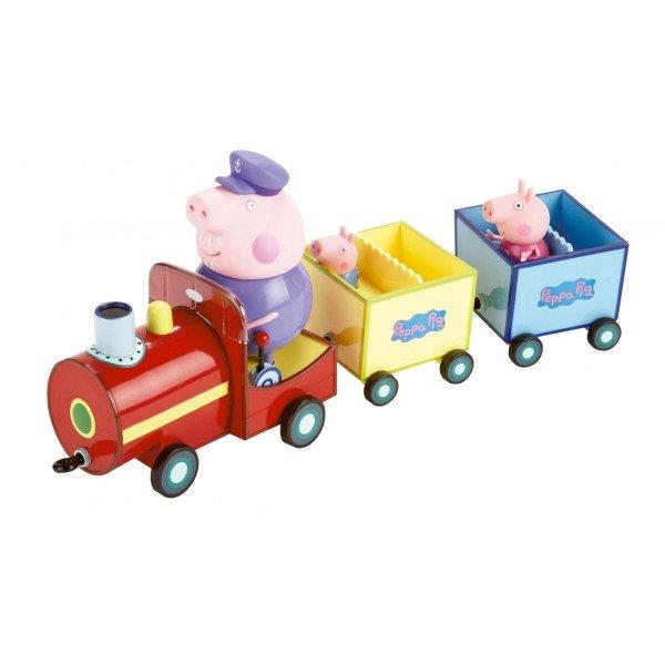 Peppa Pig - Grandpa Pigs Train (39310)
