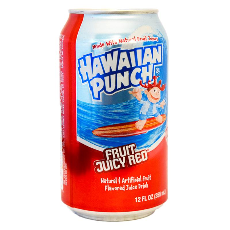 """Läsk """"Hawaiian Punch"""" - 53% rabatt"""