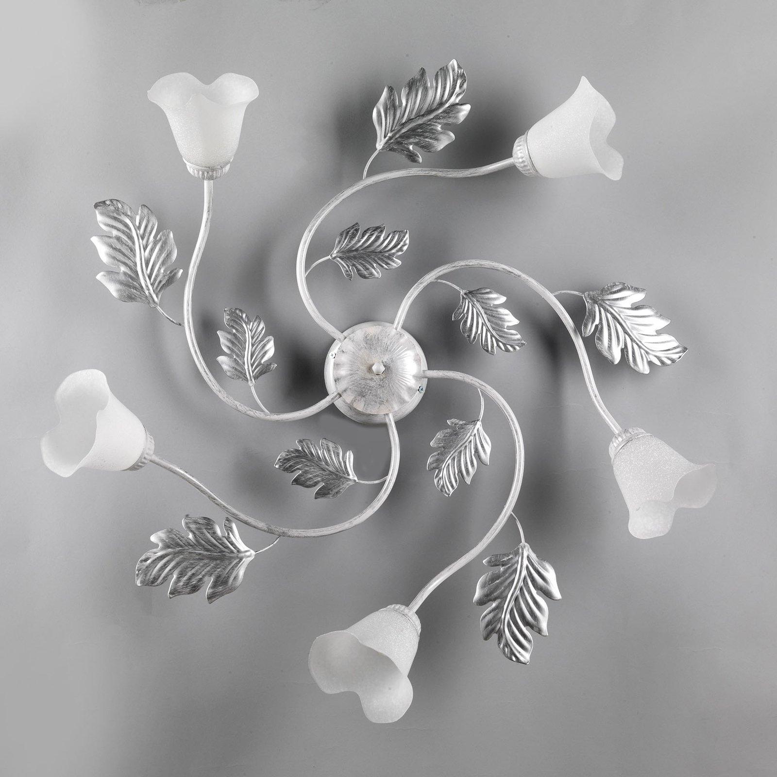Taklampe Marilena i florentinsk design