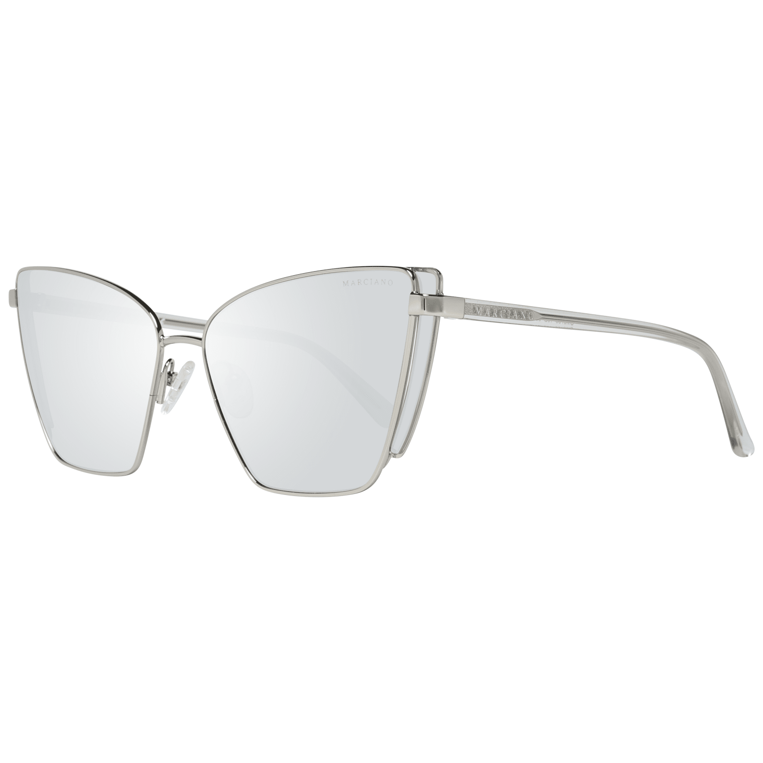 Guess By Marciano Women's Sunglasses Silver GM0788 5910B