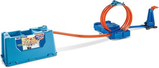 Hot Wheels Track Builder Multi Loop Box Bilbane
