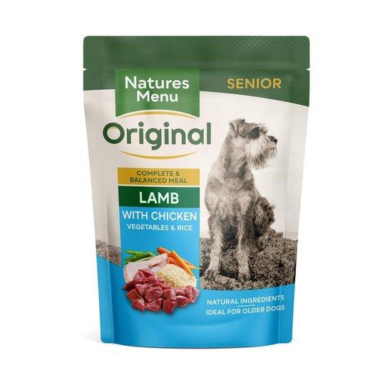 Natures:menu Dog Senior Lamb 300 g