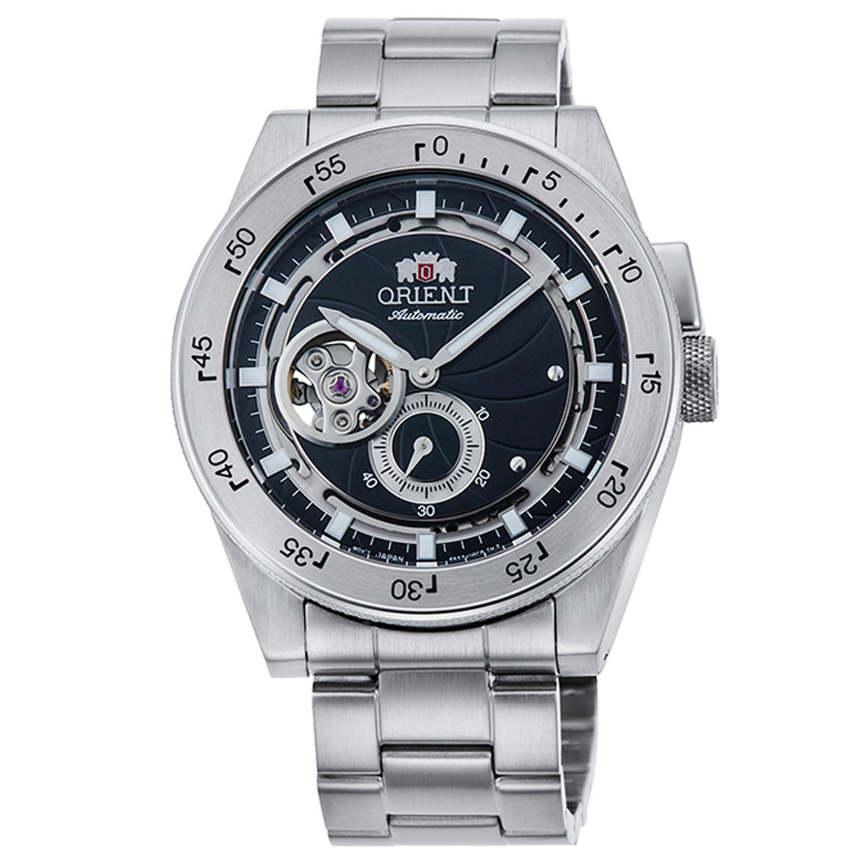 Orient Men's Watch Silver RA-AR0201B10B