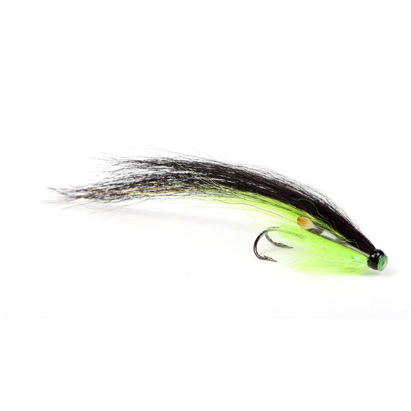 HKA Posh Sunray Green 5cm Kjøp 12 fluer få gratis flueboks