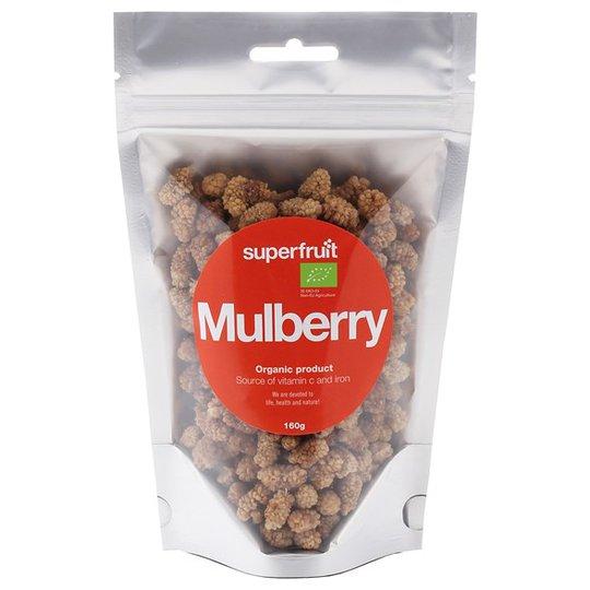 Superfruit Vita Mullbär, 160 g