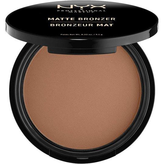 Matte Bronzer, 9.5 g NYX Professional Makeup Aurinkopuuterit