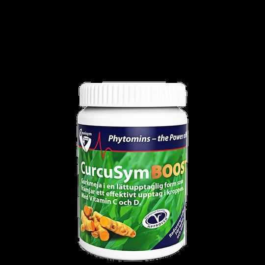 CurcuSym Boost, 60 kapslar