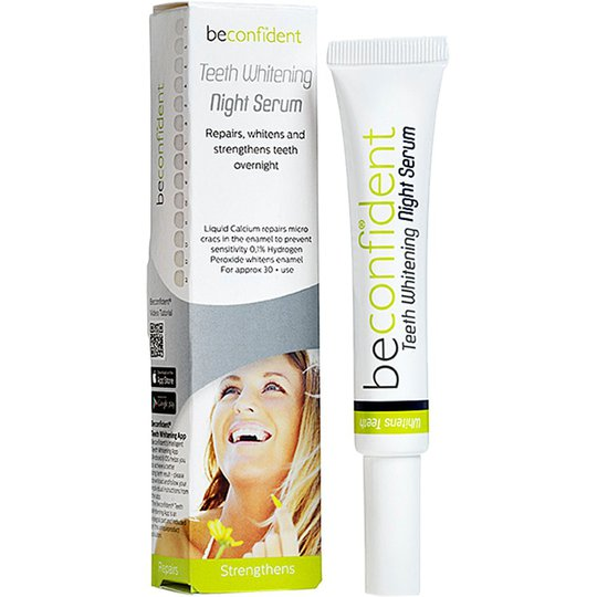 Teeth Whitening Night Serum, 10 ml beconfiDent Hampaiden valkaisu