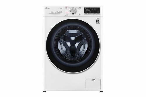 Lg F4dv508s2w Kombinerad Tvätt/torkmaskin - Vit