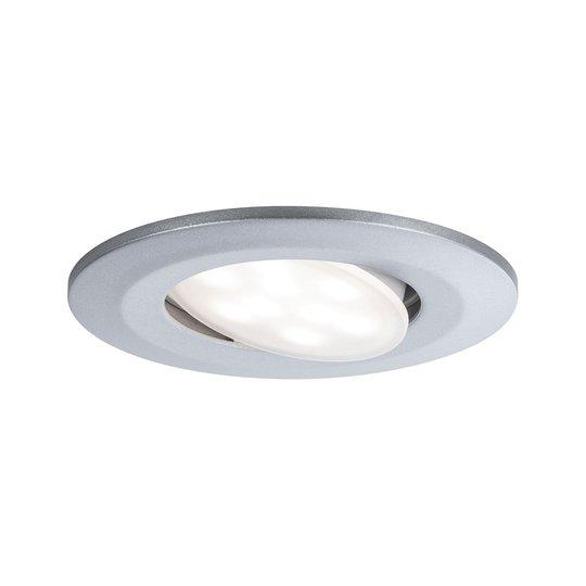 Paulmann LED-uppokohdevalo ulos, Calla, kromi